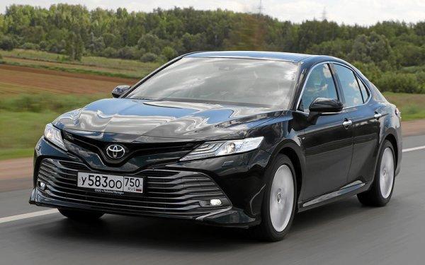 Тыкают пальцем в метал кузова и забывают про мотор: Почему Toyota Camry 50 — уже классика?