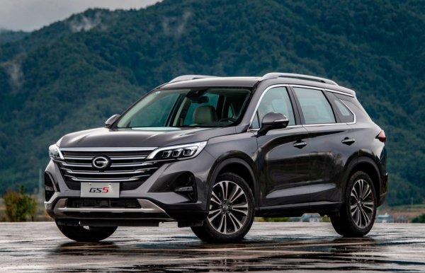 Китайский премиум по цене Skoda Octavia: Почему вместо Mazda CX-5 стоит купить GAC Trumpchi GS5