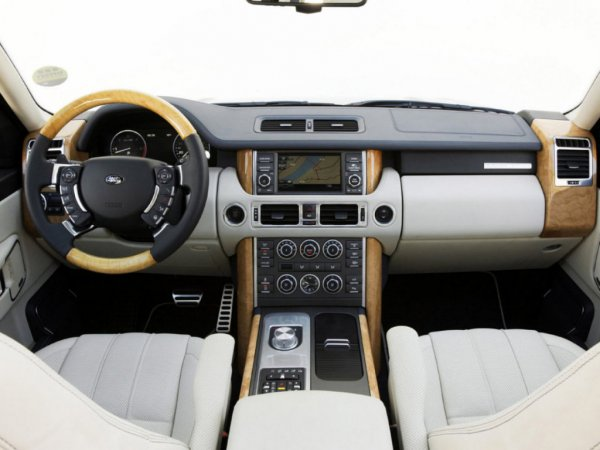 Особенности выбора Range Rover со «вторички»