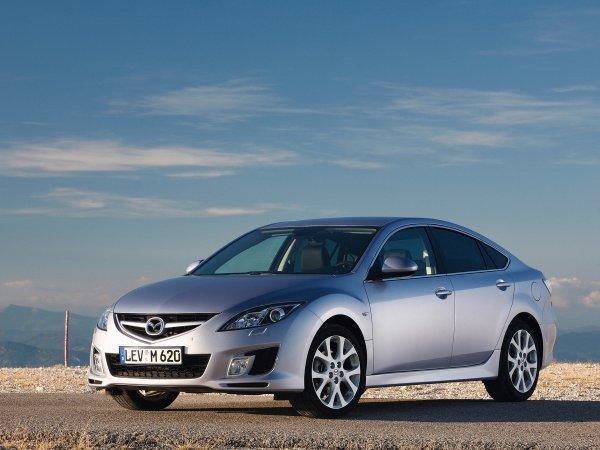 Когда не хватает на полноценный премиум-класс: Почему выгодно покупать Mazda 6 II за 500 000 рублей