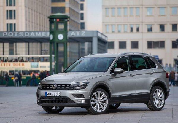 Породистый, но изнеженный домашний кот: Что собой представляет Volkswagen Tiguan на фоне конкурентов?
