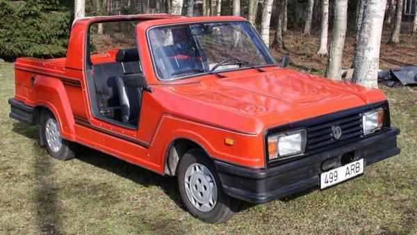 Не LADA, а хобби-мобиль: «Голландский» кабриолет ВАЗ-2105 Bohse Euro Star – европейцы снова удивляют