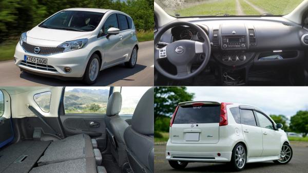 Nissan Note с пробегом: Кого он не разочарует