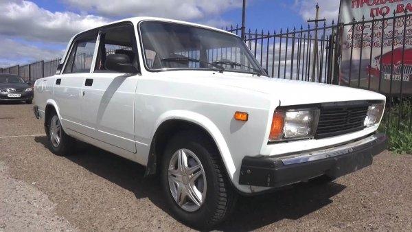Ломучее  «ведро» или достойный автомобиль? Почему россияне до сих пор покупают ВАЗ-2105