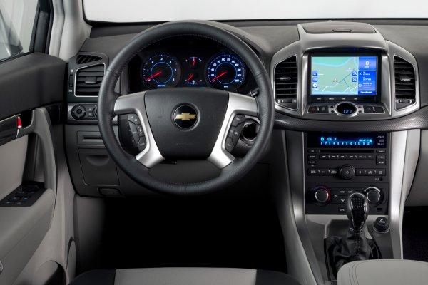 Когда на «Кодиак» не хватило миллиона: Почему Chevrolet Captiva - хороший вариант на «вторичке»