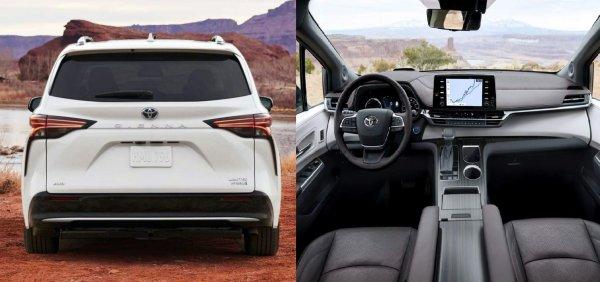 Сможет ли минивэн заменить кроссовер: Чем удивит обновленная Toyota Sienna 2021?