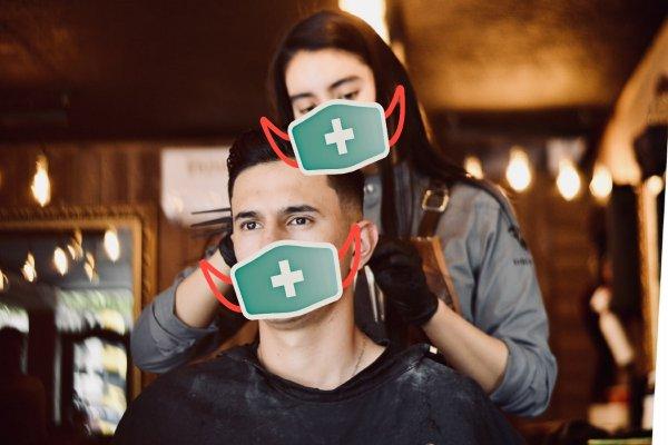Врач объяснил, как не подхватить коронавирус в парикмахерских
