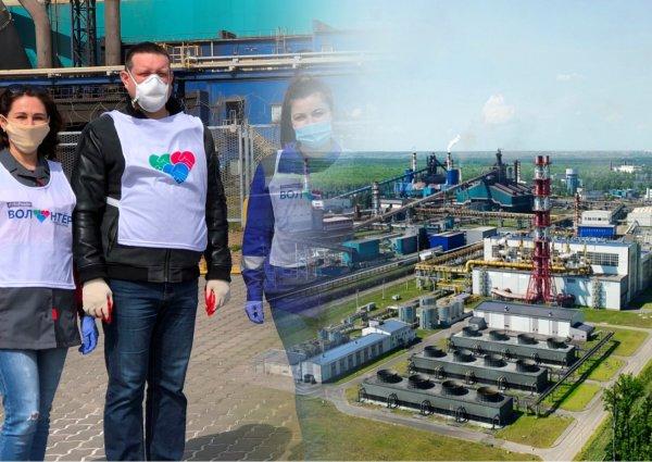 Волонтёры НЛМК помогут пострадавшим от пандемии жителям Липецка