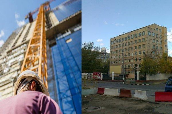 В московском Лефортово построят новые дома в 28 этажей