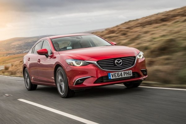Названы достоинства и недостатки Mazda 6